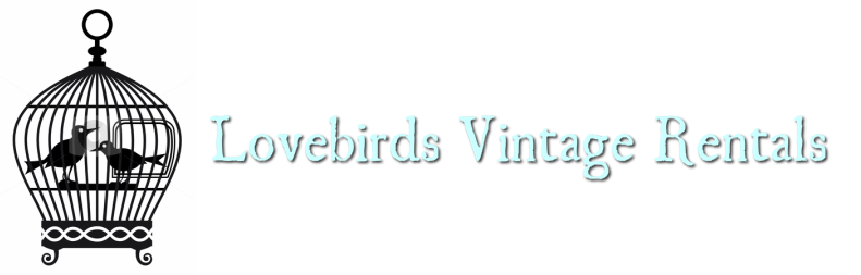 LOVEBIRDS Vintage Rentals
