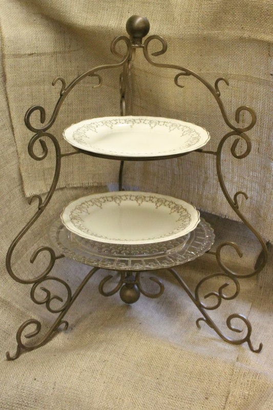 Surprising Wrought Iron Tiered Plate Stand Images - Best Image . & Inspiring Wrought Iron Plate Stand Images - Best Image Engine ...